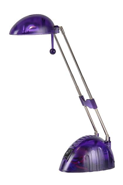 Lucide JOYCE Lampe De Bureau Chambres denfant G4 Violet