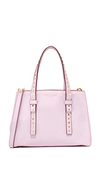 Tote Bag, Pink, Leather, 2017, one size Marc Jacobs