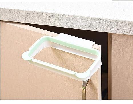 VLUNT porte-sacs papelera, soporte para bolsa de basura práctico ...