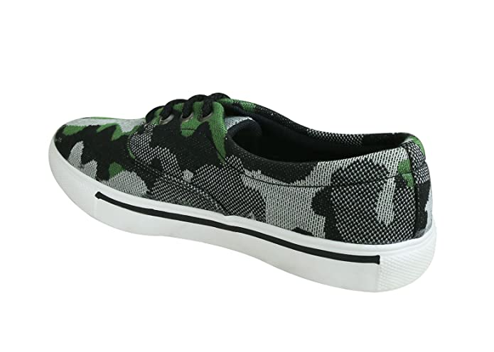 howdy Mens Canvas Shoes
