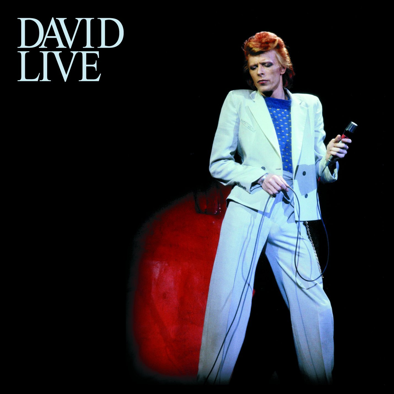 デイヴィッド・ボウイ / DAVID LIVE