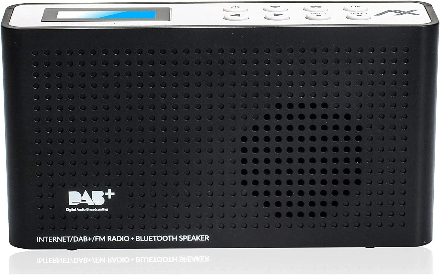 Anadol Ax 4in1 Radio Tragbares Internetradio Dab Elektronik