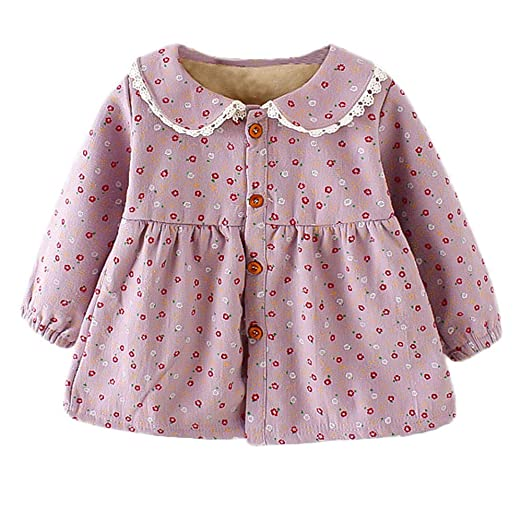Amazon Com Toddler Baby Girls 3 24 Months Print Floral Princess