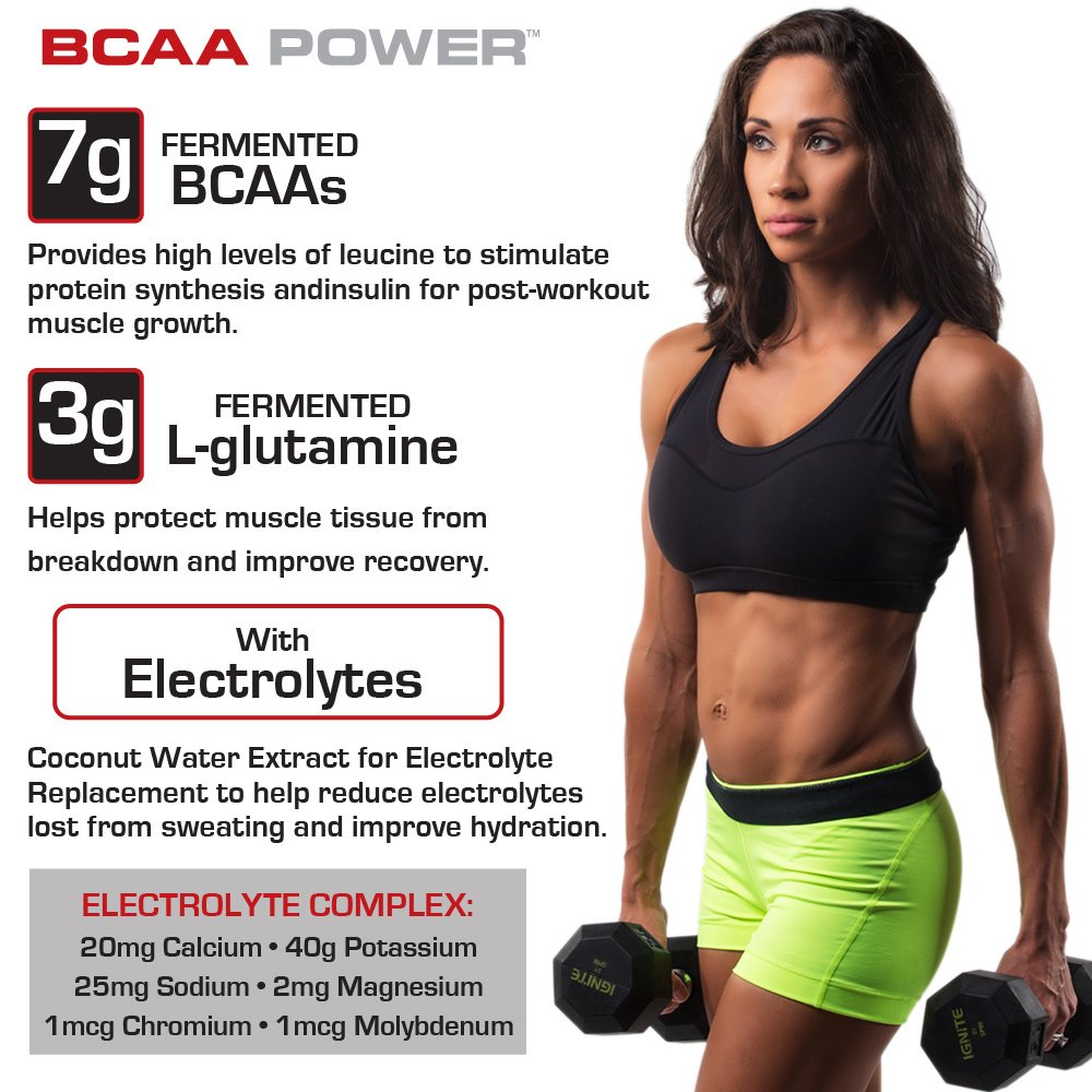 Labrada Nutrition BCAA Power Post Workout Supplement, Cherry Limeade, 417 Gram by Labrada (Image #5)