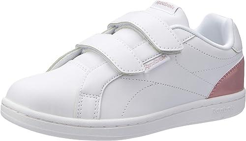 Reebok Royal Comp CLN 2v, Chaussures de Tennis Fille: Amazon