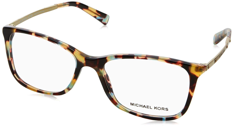 8a402ee1a5ce45 Montures Optiques Michael Kors Antibes MK4016 C53 3031  Amazon.fr   Vêtements et accessoires