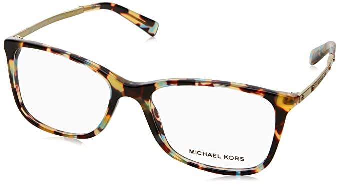 78272a8e0a Image Unavailable. Image not available for. Color  Michael Kors Antibes  Eyeglasses ...