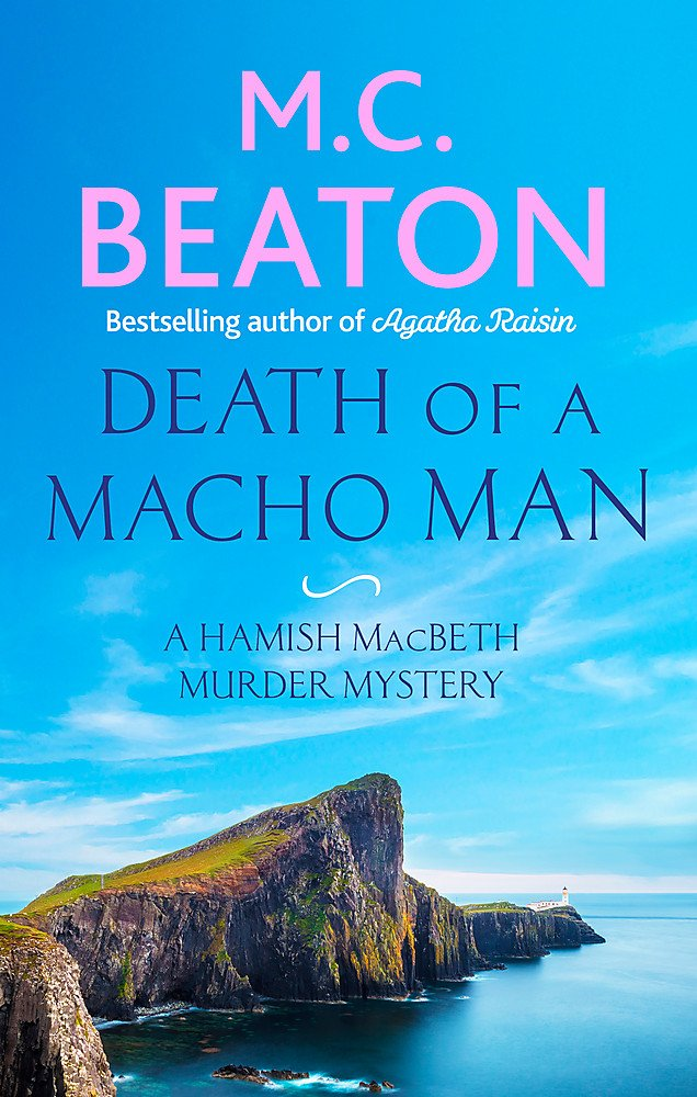 Download Death of a Macho Man (Hamish Macbeth) pdf epub