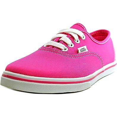 Vans Girls Authentic Lo Pro Canvas Low Top Lace up d256d28ff5