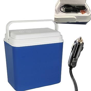 Elektrische Kühlbox mit Deckel 22 Liter Volumen von JEMIDI Kühl Box ...
