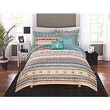 Guatemalan Stripe Bed (Full)
