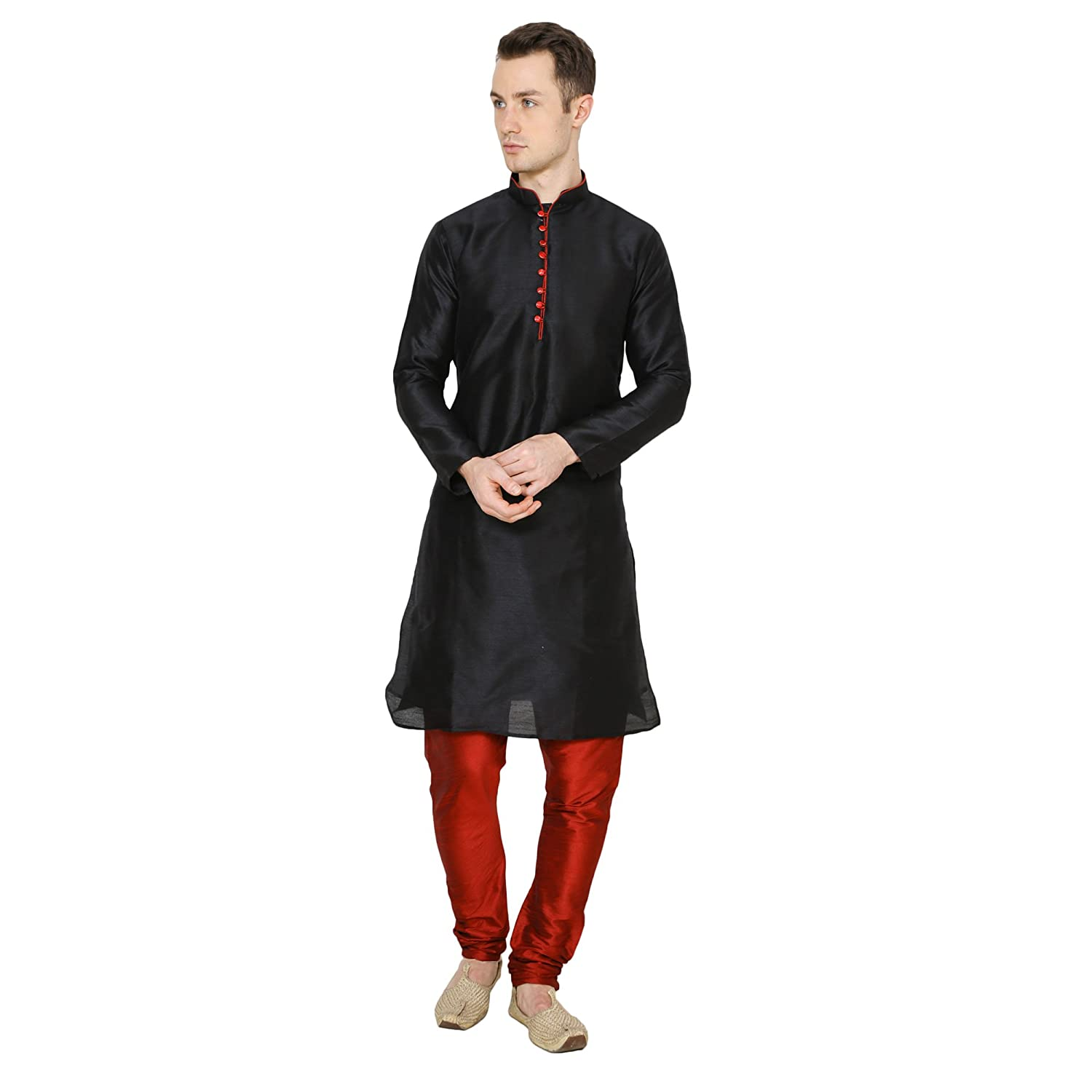 fcafc1070a Royal Kurta Men's Kurta Pyjama Set: Amazon.in: Clothing & Accessories