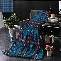 flyrio Fluffy Plush Hypoallergenic Blanket, Warm Hypoallergenic Super Soft Light...