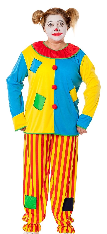 da68fd978bdc73 Spielzeug R-Dessous Clown Kostüm Damen Herren Harlekin Narr Zirkus Narren  Verkleidung Karneval Fasching Halloween Party ...