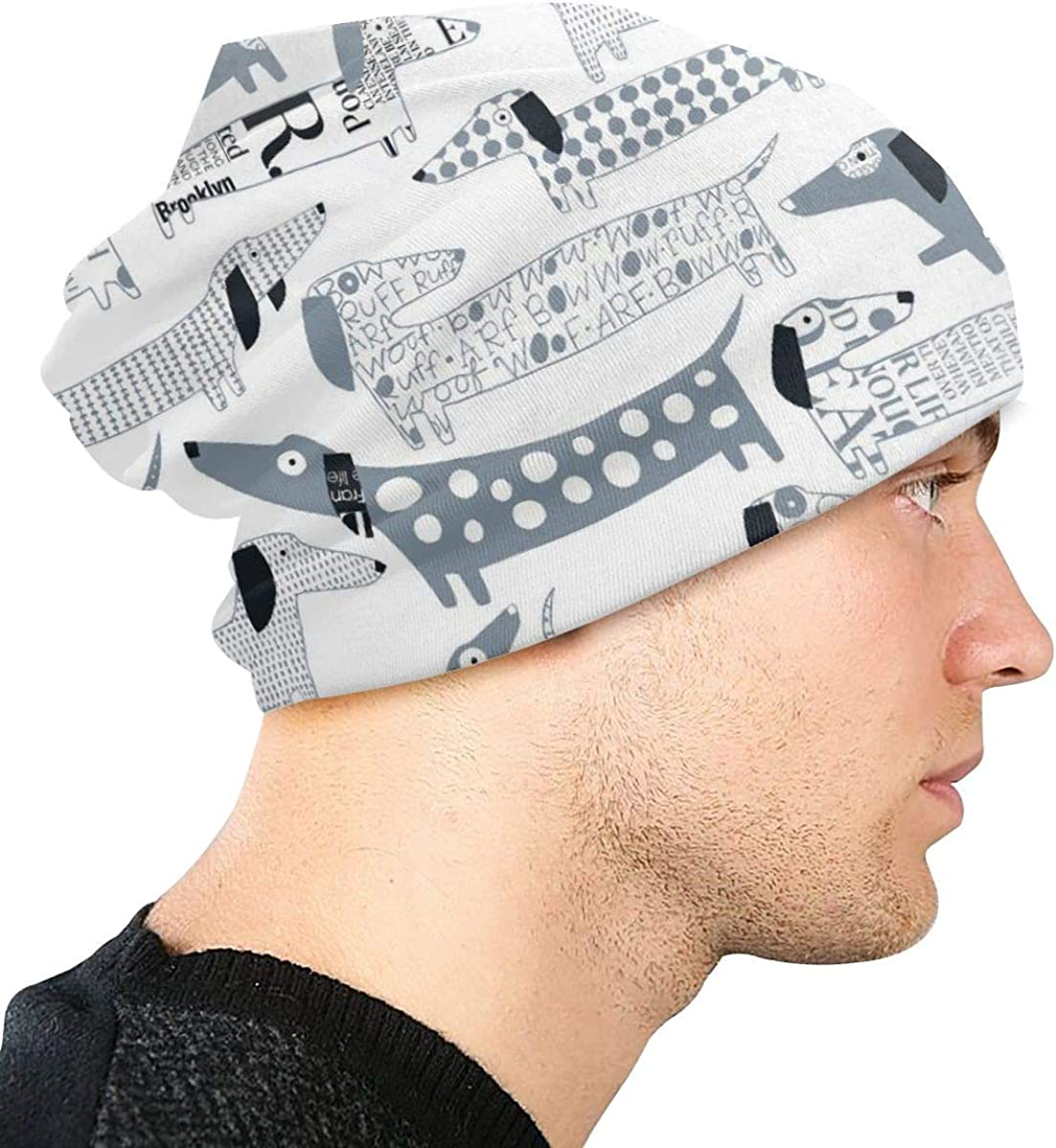 YongColer Unisex Slouchy Beanie Skull Cap Baggy Oversized Knit Hat