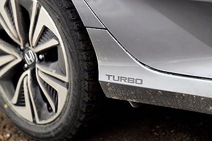 Car Sticker 2x Silver Turbo for 16 2016 + Honda Civic Car Decal Vinyl Sticker Canada