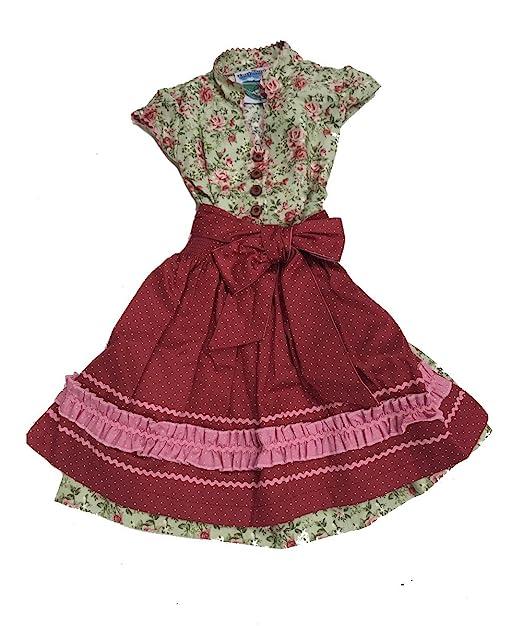 Tradicional Traje típico de niños de camisa Blanco/Rojo ...