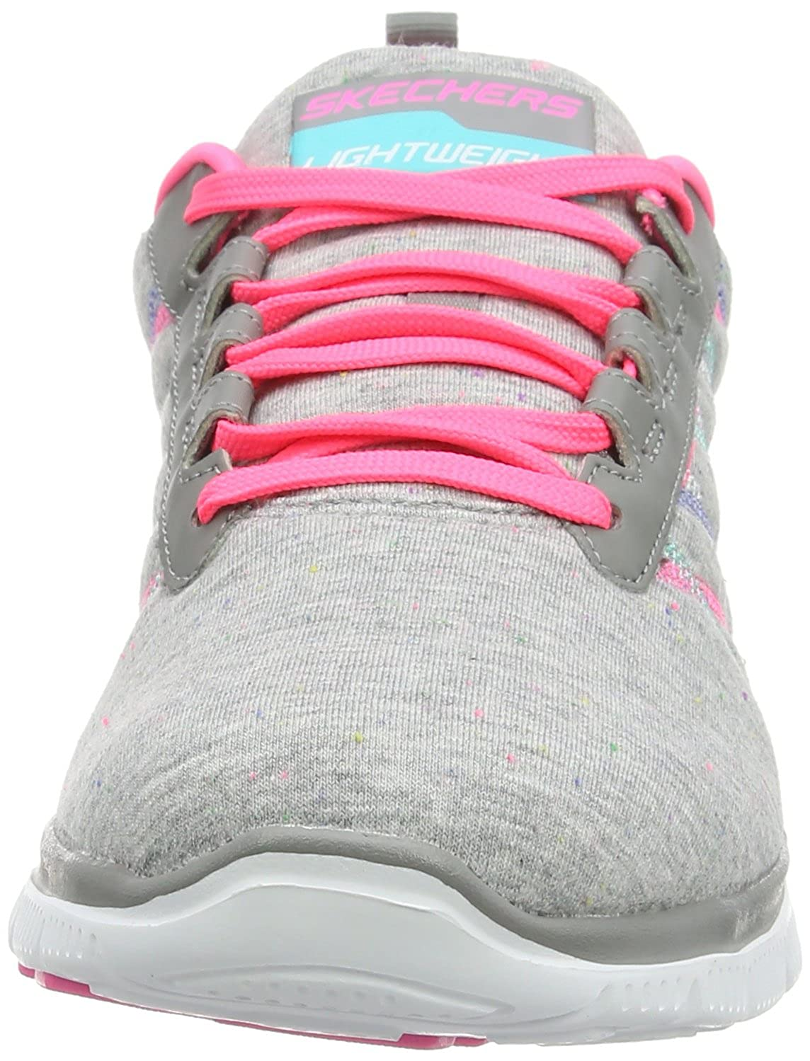 Skechers Sport Women's Flex Appeal Heathered 12065 Fashion Sneaker