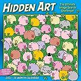 Hidden Art 2021 Calendar: The Ultimate Image Search Challenge
