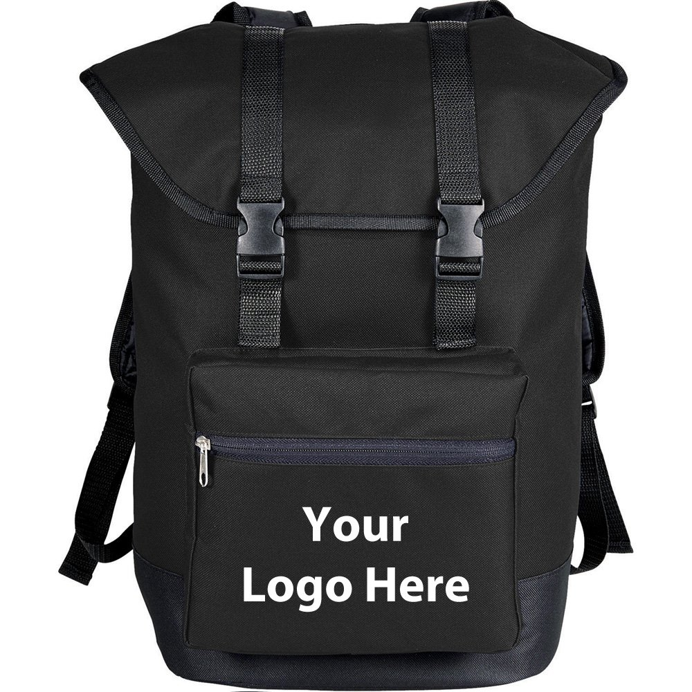 American Style 15'' Computer Rucksack - 50 Quantity - $10.35 Each - PROMOTIONAL PRODUCT / BULK / BRANDED with YOUR LOGO / CUSTOMIZED