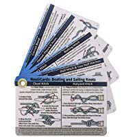 ReferenceReady Boating and Sailing Knot Cards