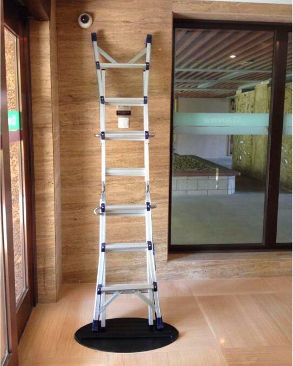 Tcatec - Tapón antideslizante para escalera de escalera, color negro: Amazon.es: Bricolaje y herramientas