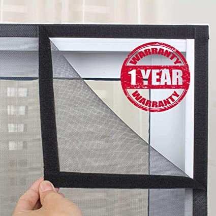 Mosquito Net Mesh For Window 1 Year Guarantee 47 Inches59 Inches