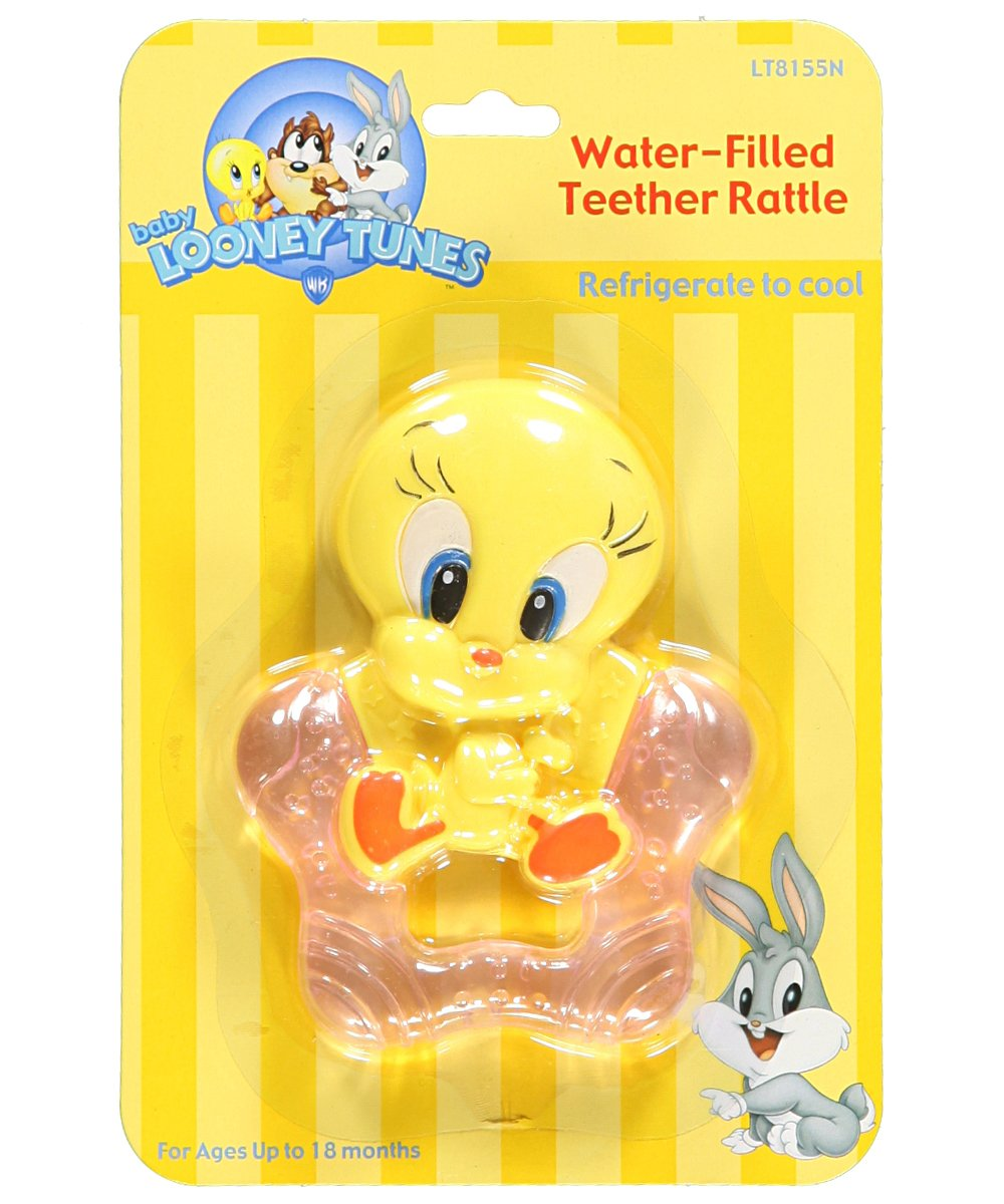 TWEETY WATER-FILLED TEETHER - blue by Baby Looney Tunes   B002WVB7WU