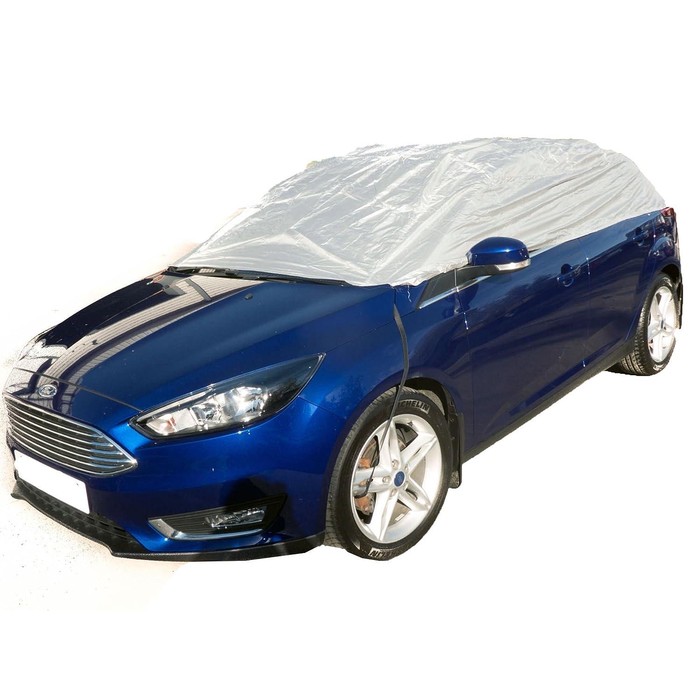 UKB4C Frost Ice Snow Car Windscreen Window Top Cover Fits Ford Focus 5 Door