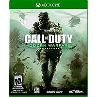 Call of Duty Modern Warfare Remastered X1