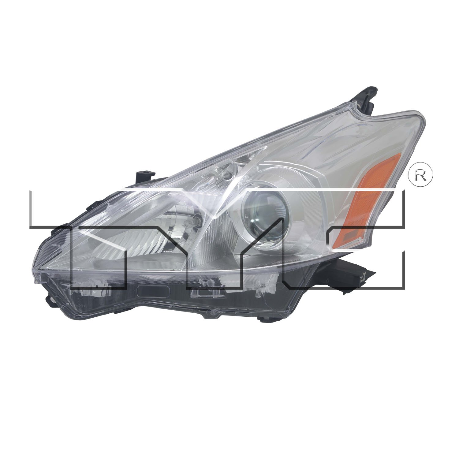 TYC 20-9311-00 Toyota Prius v Right Replacement Head Lamp