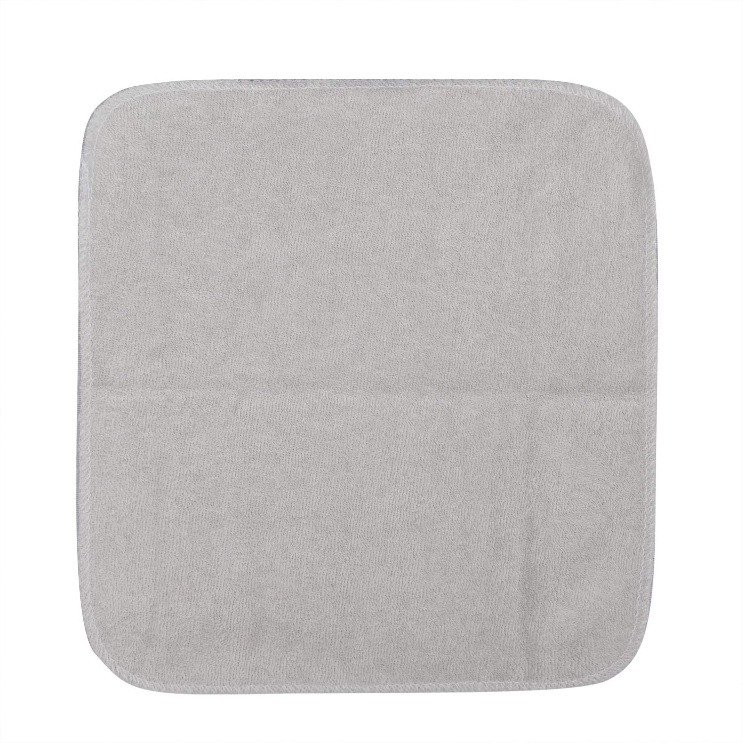 Viviland Cotton Baby Washcloths 24pcs Gift Pack Extra Soft and Ultra Absorbent Terry Bath Towel