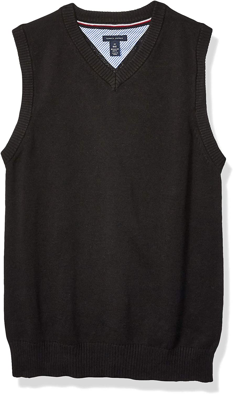 Tommy Hilfiger V-Neck Boys Sweater Vest