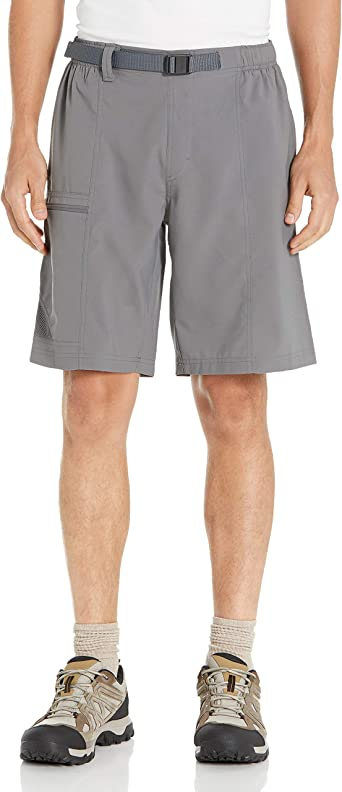Stain /& Water Resistant Sun Protection Columbia Mens Trail Splash Shorts