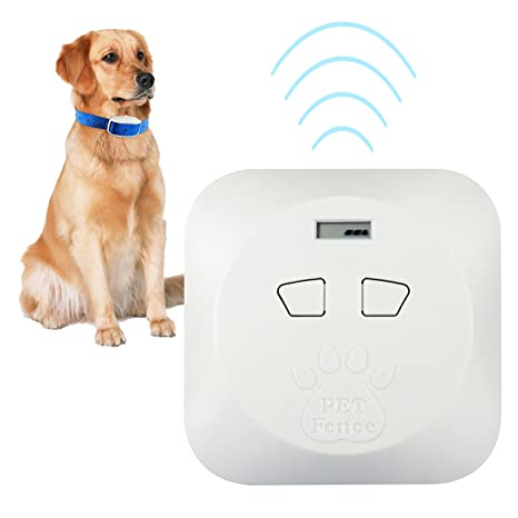 Amazon.com : REN CHI Wireless Dog Fence Containment System - Pet ...