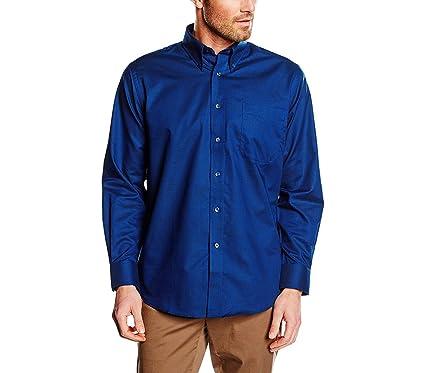 Pack 6 camisas de algodón para hombre regular fit modelo SUNNY en ...