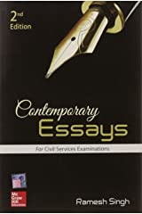Contemporary Essays Paperback
