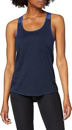 Amazon Brand - AURIQUE Women's Double Layer Sports Top