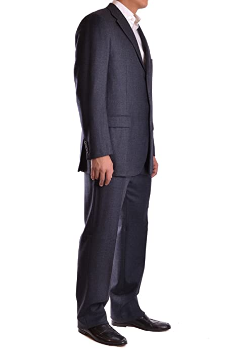 BURBERRY - Traje - para hombre, color gris, talla 54 IT ...