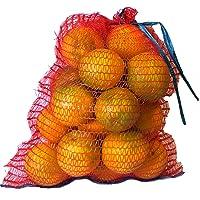 VRYSAC - 200 sacos malla 32x44 raschel rojo