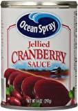 - Ocean Spray Jellied Cranberry Sauce 14 oz