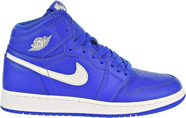 Amazon Com Jordan Air 1 Retro High Og He Got Game Kids Shoes