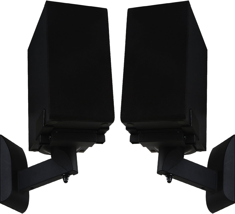 WALI Dual Side Speaker Wall Mounting Bracket