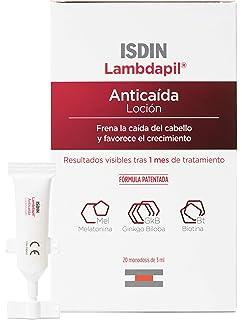 Isdin Lambdapil - Loción Anticaída, 20 monodosis de 3 ml