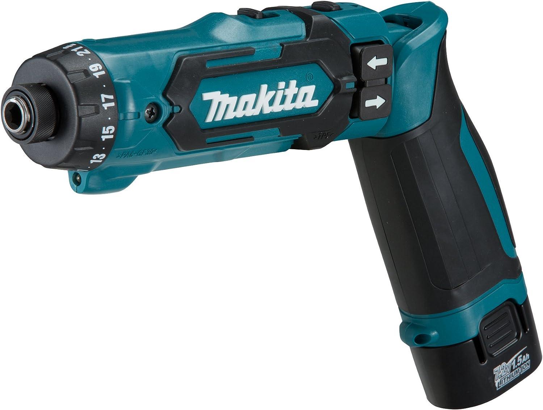 Makita DF012DSEVisseuse droite à batterie au lithium 7,2V