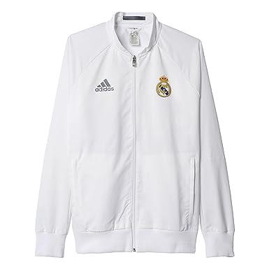 adidas Real Madrid CF Anth JKT W 2015/2016 - Chaqueta para ...
