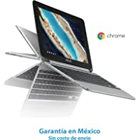 "ASUS Chromebook Laptop 10.1"", Procesador OP1 1.6GHz, RAM 4 GB, Chrome, Metallic Silver (Modelo C101PA-FS002)"