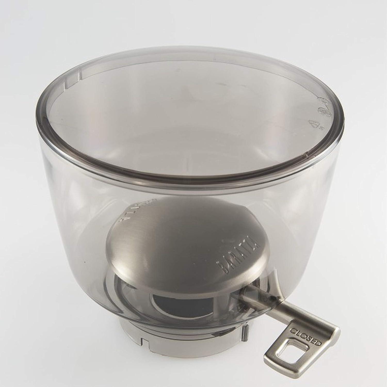 Blanc Elektronische Kaffeem/ühle Aluminium 1 Liter All Purpose Forte Silber Baratza CD AP