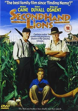Secondhand Lions [DVD] [Import]: Amazon ca: DVD