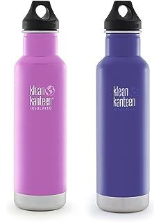 Amazon.com: Klean Kanteen Botella de agua para niños ...